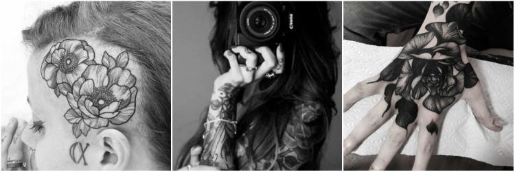 татуировки психология