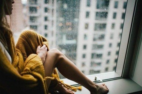 одиночество фото осень